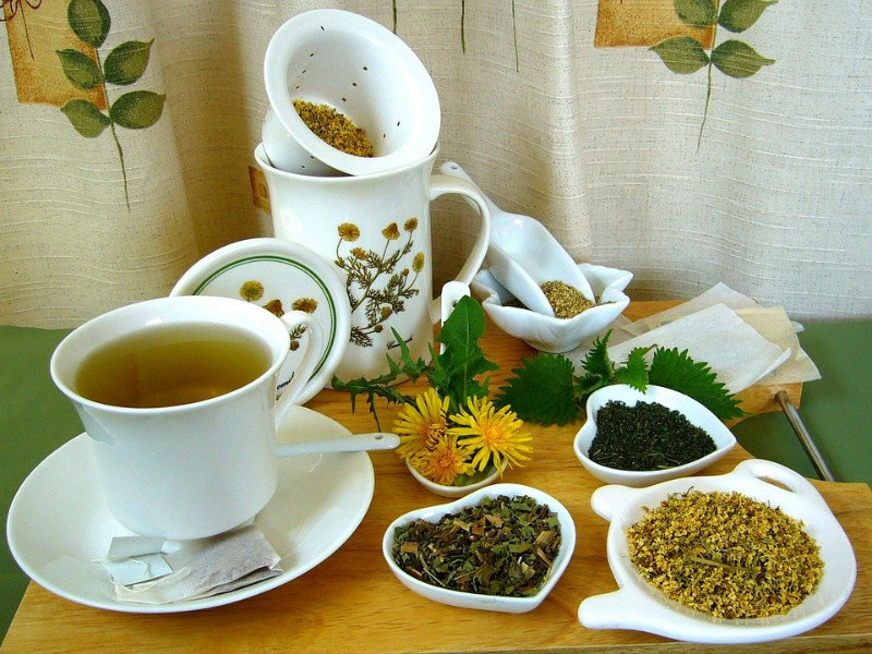 tisane contre anxiete